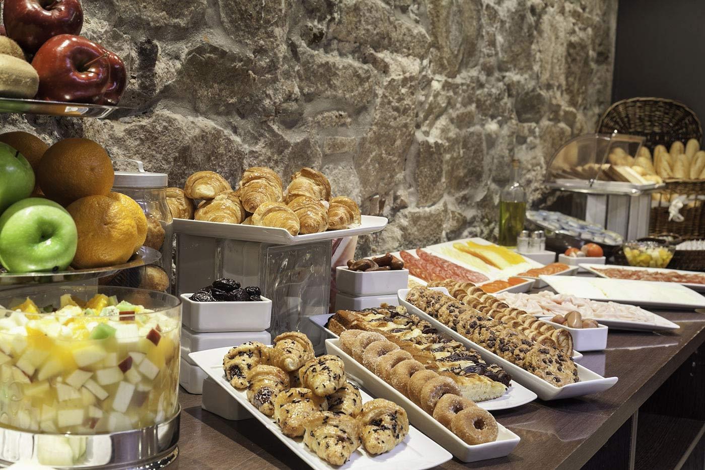 Hotel BCN 40 | Desayuno