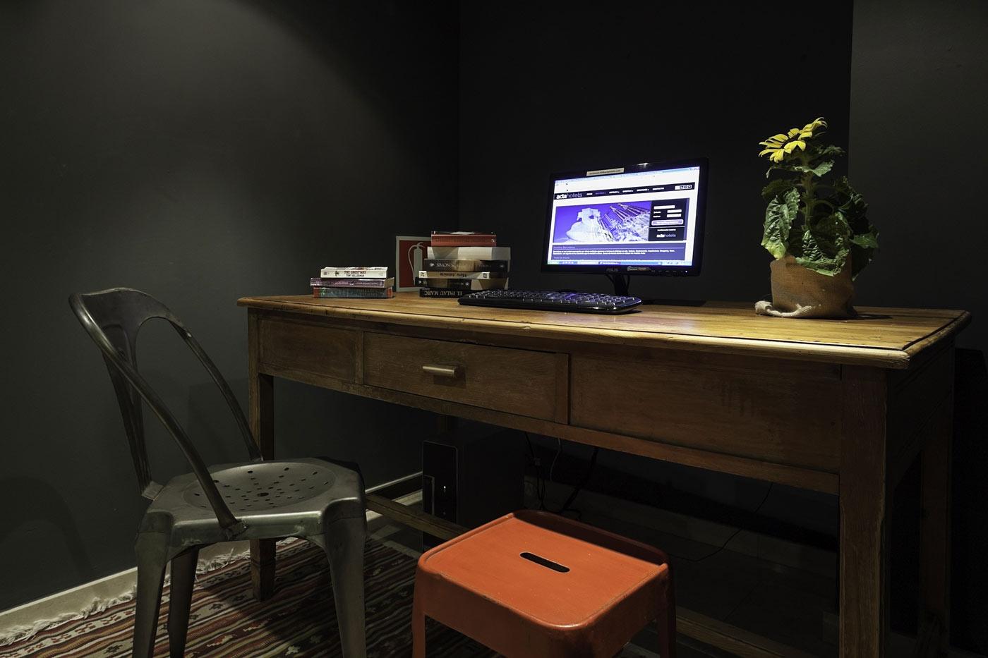 Hotel BCN 40 | Internet corner