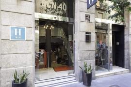 (Español) Hotel BCN 40 | Fachada