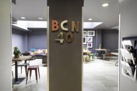 (Español) Hotel BCN 40 | Zonas comunes